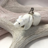 Bear Fetish Pendant By Everett Pino