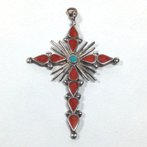 Large Dishta Cross
