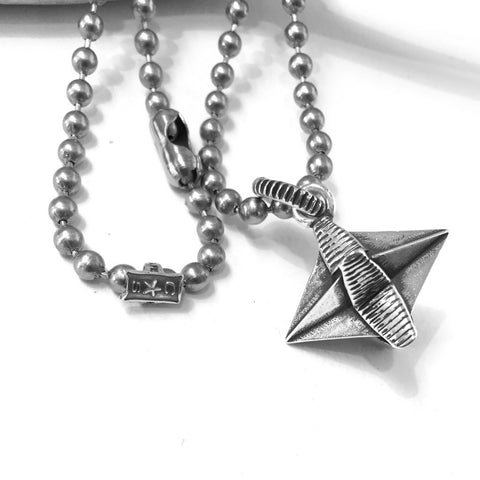 Spike Star Pendant II<br>By Cody Sanderson