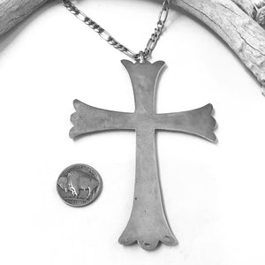 Large Navajo Cross