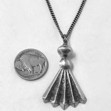 Load image into Gallery viewer, Vintage Sandcast Pendant