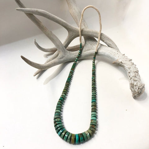 "28"" Graduated Bead Necklace"