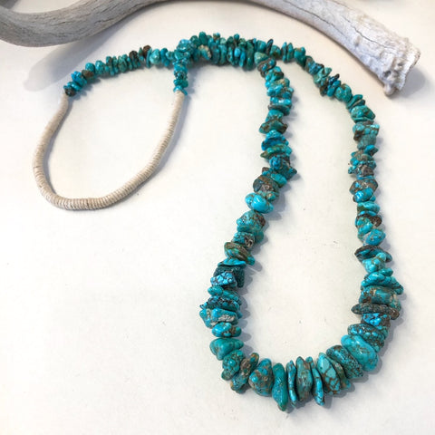 Vintage Turquoise Nuggets