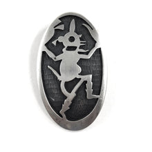 Load image into Gallery viewer, Hopi Mudhead Pendant<br>By Winfield Humeyestewa