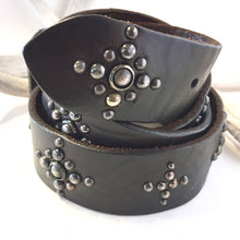 Load image into Gallery viewer, Studded Vintage Belt Size: 38""