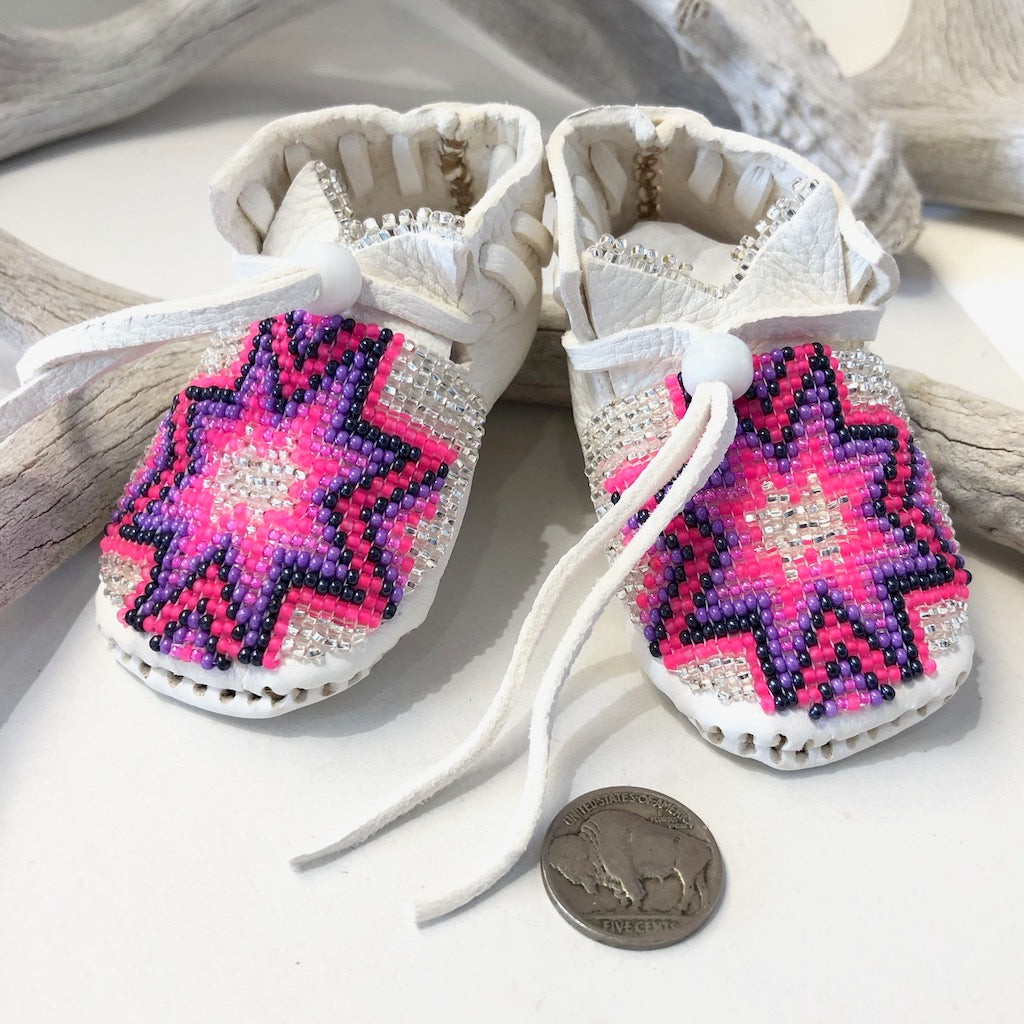 Baby Moccassins<br>By John Abdo