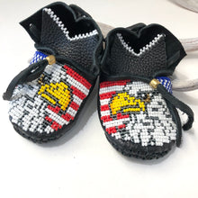 Load image into Gallery viewer, Eagle Baby Mocs<br>By John Abdo Jr.