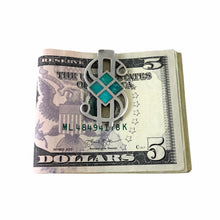 Load image into Gallery viewer, Vintage Zuni Money Clip