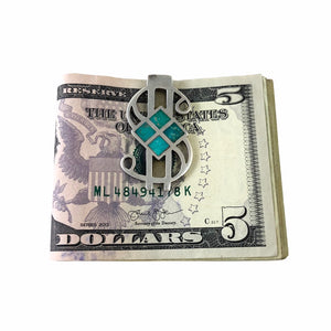 Vintage Zuni Money Clip