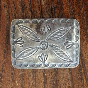 Old Ingot Navajo Pin