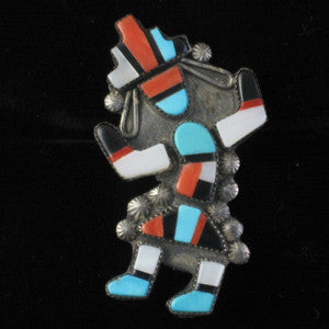 Small Rainbow Man Pin/Pendant