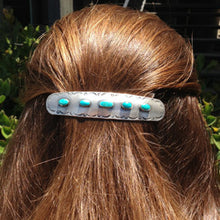 Load image into Gallery viewer, Large Vintage Navajo Hair Clip