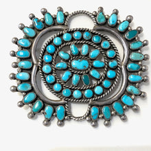 Load image into Gallery viewer, Large Vintage Zuni Pin/Pendant