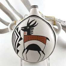 Load image into Gallery viewer, Vintage Acoma Miniature Canteen