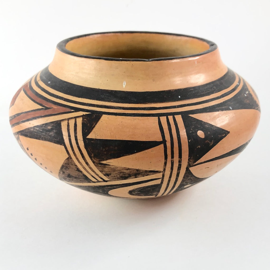 Vintage Hopi Jar<br>By Anita Polacca