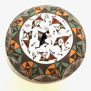 Acoma Seed Jar<br>By Delores Lewis