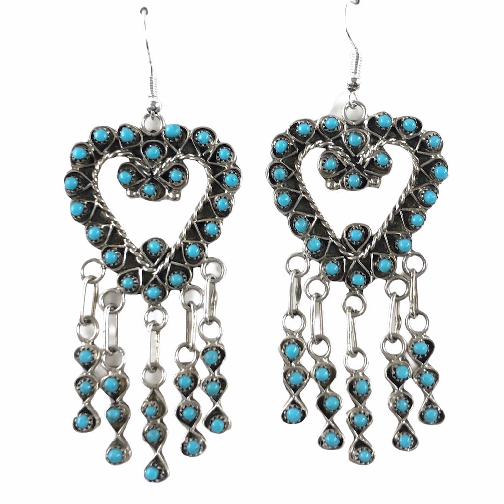 Heart Dangles<br>By Jesse Johnson