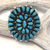 Large Cluster Ring   Size: 9