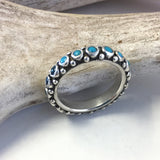 Vintage Zuni Band Ring  Size: 8