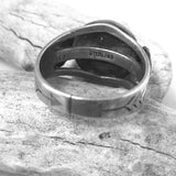 Old Tourist Ring<br>Size: 5.5