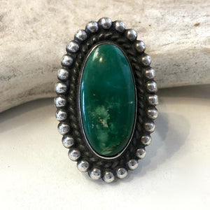 Vintage Tourist Ring<br>Size: 5.5