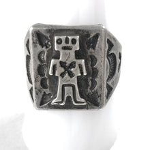 Load image into Gallery viewer, Vintage Yei Ring<br>Size: 10