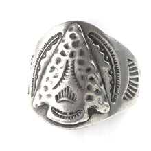 Load image into Gallery viewer, Vintage Arrowhead Ring<br>Size: 9