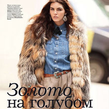 Load image into Gallery viewer, Russian Vogue December 2010