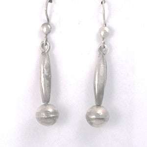 Sterling Silver Bead Drops