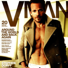 Load image into Gallery viewer, VMan Magazine Winter 2010
