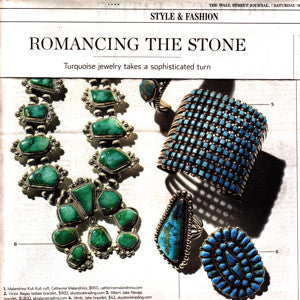 Wall Street Journal 2010 Romancing The Stone