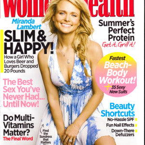 Women's Health-June 2014 Miranda Lambert