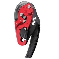 Petzl  I'D® L Self-braking descender with anti-panic function for rescue - Barry Cordage