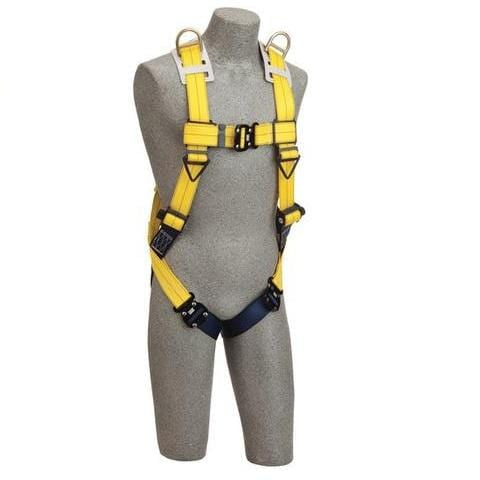 Delta™ Vest-Style Retrieval Harness quick connect buckle leg straps (size Universal)