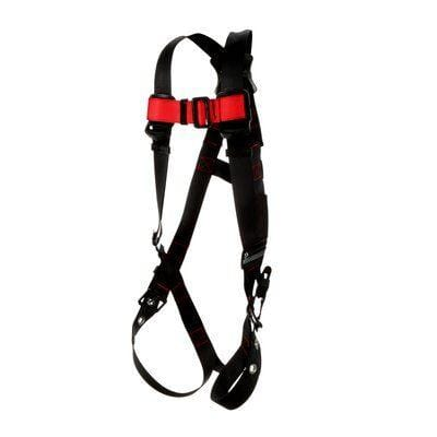 PRO™ Vest-Style Harness tongue buckle leg straps (size Medium/Large) - Barry Cordage