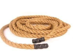 Manila Training Rope 50mm (2'') - 100' - Barry Cordage