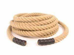Hemp Military Training Rope - Barry Cordage