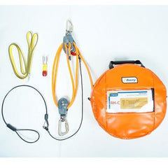 Barry D.E.W. Line® Rescue Hoist Kit - Barry Cordage