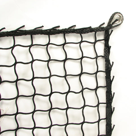Nets and Netting Finishing - Lashed rope border (F5)