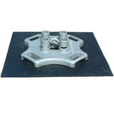 Blue Water MFG Rubber Roof Pads for Single-Ply Roof Types