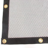 Safety Mesh Panel - Barrytex Polyester (3/8) with grommet