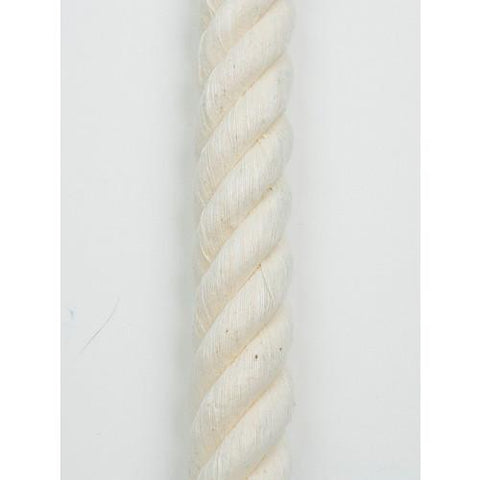 Cotton 3 and 4-Strand Rope - Barry Cordage