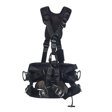 ExoFit NEX™ Lineman Suspension Harness with SEAT-BELT™ 4D (size Medium)
