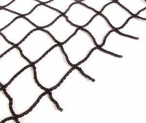 Nets and Netting Finishing - Half mesh cut (F1)