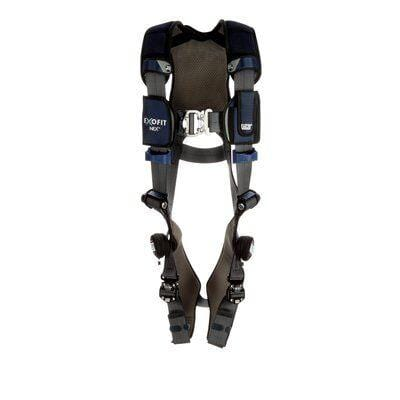3M™ DBI-SALA® ExoFit NEX™ Plus Comfort Vest-Style Harness 1140104C, medium, gray