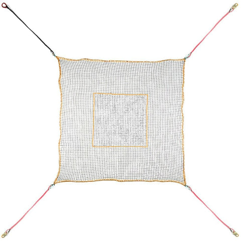 Helicopter Cargo Net - 1 500 lb WLL - Square - Model A1 - Barry Cordage
