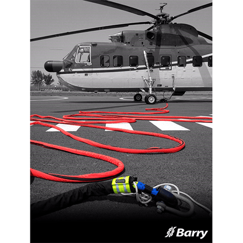 Recertification Services for Helicopter Longlines and HEC Ropes