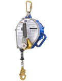 "Sealed-Blok™ Self Retracting Lifeline - Retrieval 85 ft. (25.5m) of 3/16"" (5mm) galvanized steel wire rope"