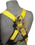 Delta™ Vest-Style Retrieval Harness quick connect buckle leg straps (size X-Large)