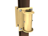 SecuraSpan™ Fasten-in-Place HLL Bolt-on Vertical Base